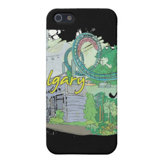 Calgary Covers For iPhone 5