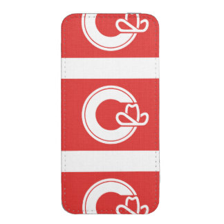 CALGARY iPhone POUCH