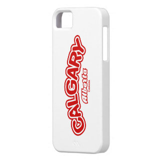 Calgary Leaf iPhone 5 Case