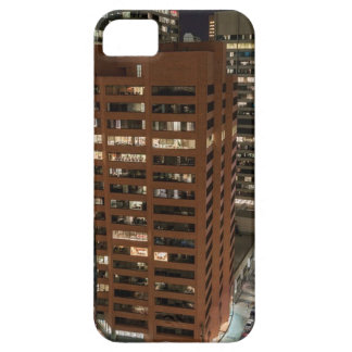 Calgary Night Skyline iPhone 5 Case