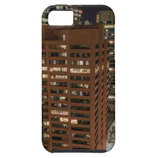 Calgary Night Skyline iPhone 5 Cover
