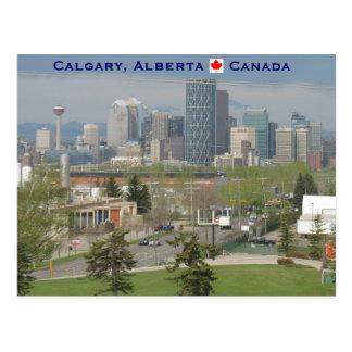 Calgary Postcard