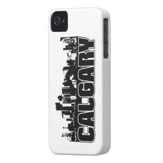 Calgary Skyline iPhone 4 Case-Mate Case