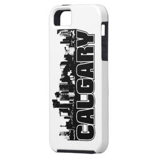 Calgary Skyline iPhone 5 Covers