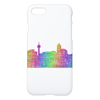 Calgary skyline iPhone 7 case