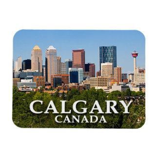 Calgary - Souvenir Fridge Magnet
