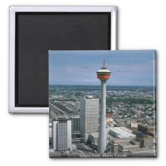 Calgary Tower, Alberta, Canada Magnet