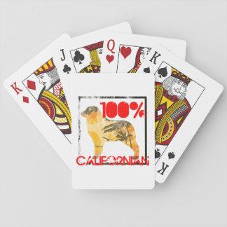 Cali Aussie Poker Deck