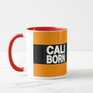 Cali Born 2 Orange Mug