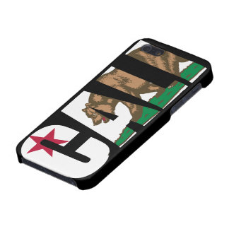 Cali California Flag Case For iPhone 5/5S