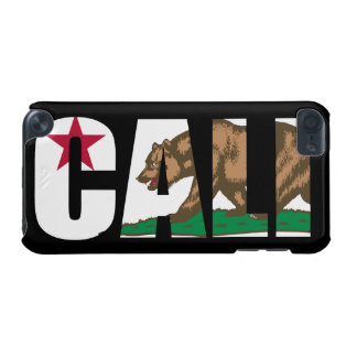 Cali California Flag iPod Touch 5G Case