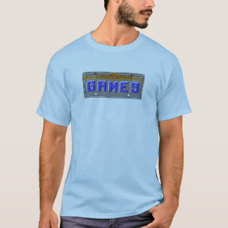 Cali Games T-Shirt