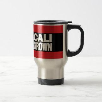 Cali Grown 2 red Travel Mug