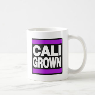 Cali Grown Purple Coffee Mug