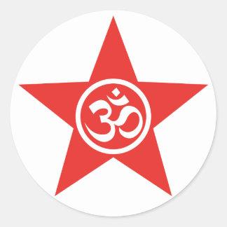 Cali☆karma ~ OM Star Sticker