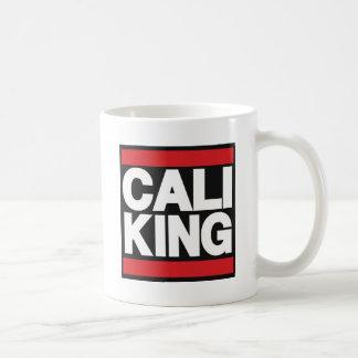 Cali King Red Coffee Mug