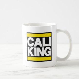 Cali King Yellow Coffee Mug