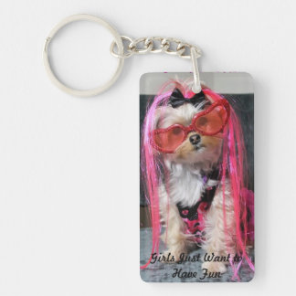 Cali Lollipop Girls keychain