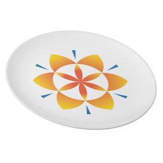 Cali Plate