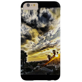 Cali Sunset 3 Barely There iPhone 6 Plus Case