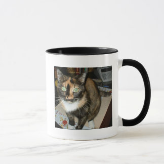 Calico Cat Mug