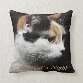 Calico Cat´s Night Pillow