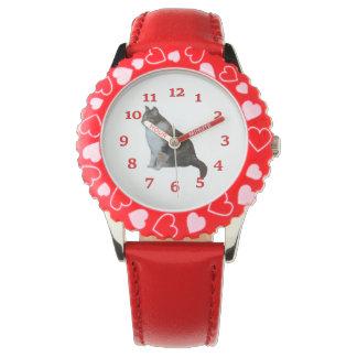 Calico Cat Wristwatch