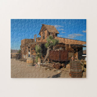 Calico Ghost Town California. Jigsaw Puzzle