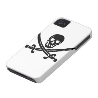 Calico Jack iPhone 4/4S Case