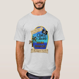 Calico Jack's Rum Shack T-Shirt