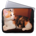 CALICO KITTEN SLEEVE LAPTOP SLEEVES