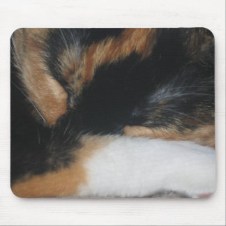 Calico Maggie Mouse Pad