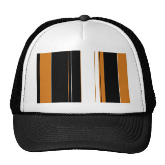 Calico Stripes Trucker Hat