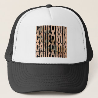 california1861 trucker hat