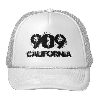 California 909 area code.  Hat gift idea.