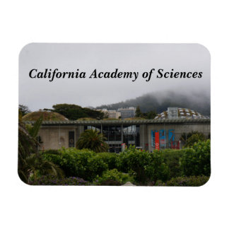 California Academy of Sciences #2 Magnet
