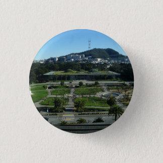 California Academy of Sciences #3 Pinback Button