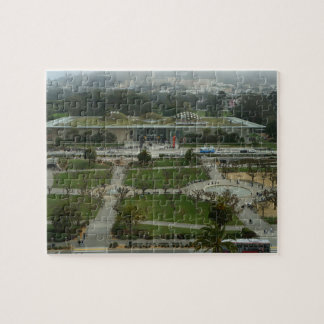 California Academy of Sciences Jigsaw Puzzle