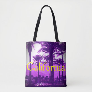 California All-Over-Print Tote Bag
