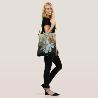 California Almond Blossom Tote