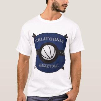 California Basketball Shield Logo T-Shirt