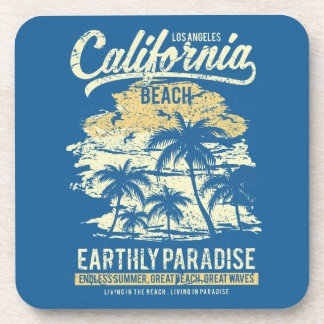 California Beach Living in Paradise Endless Summer Coaster