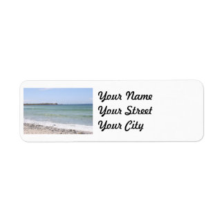 California Beach - Turquoise Pacific Ocean Waves