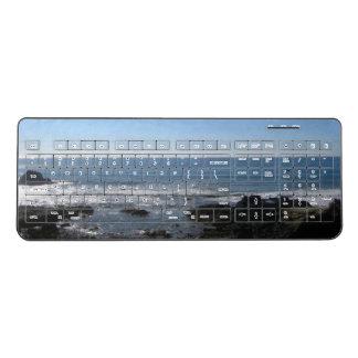 California Beach Wireless Keyboard