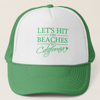 California Beaches hat