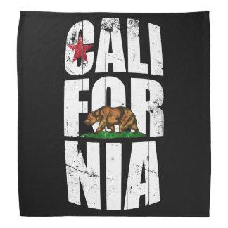 California Bear Flag Bandana