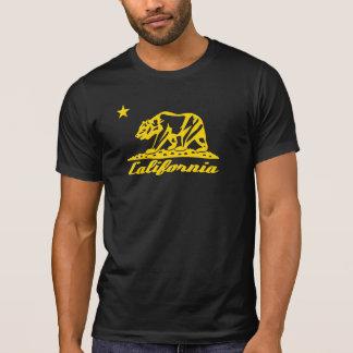 California Bear Flag Design T-Shirt
