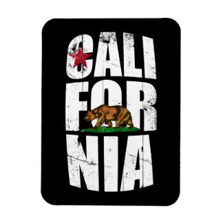 California Bear Flag Magnet