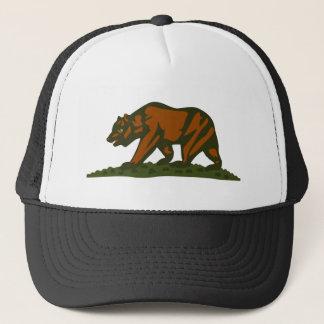 California Bear Trucker Hat