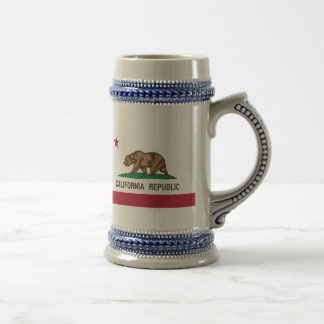 California Beer Stein